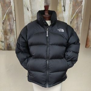 The North Face Jackets & Coats - The North Face 700 Women's Black Puffer Down Coat